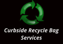 Curbside Recycle Bag Services
